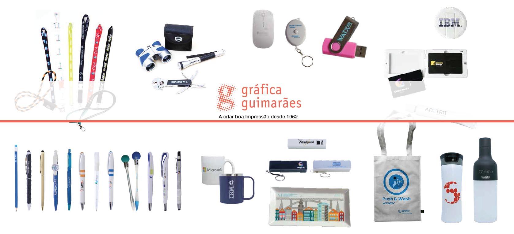 Brindes Guimarães